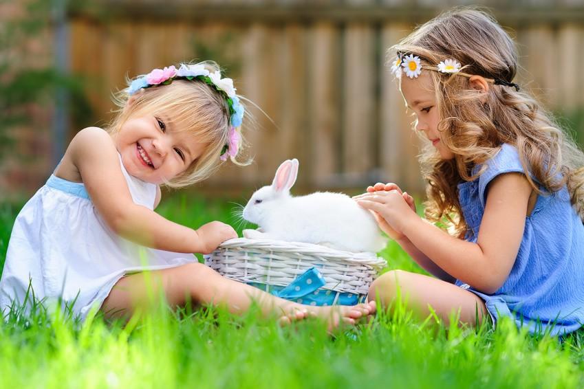 Zajączek Wielkanocny - Językowa Szkoła Podstawowa CREATIO